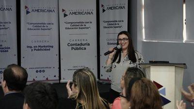 Universidad Americana apoya al desarrollo local en Yaguarón