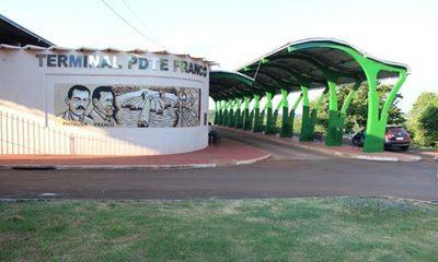 Terminal de buses será habilitada en Franco