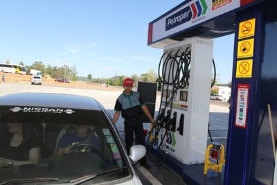 Petropar no subirá los precios deldiésel y naftas