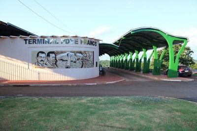 Inaugurarán terminal de buses en Presidente Franco
