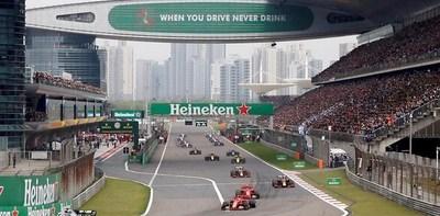 La Fórmula 1 suspendió el Gran Premio de China por la epidemia de coronavirus