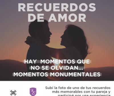 Radio Monumental te premia por el Día del Amor