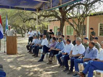 Gobierno conecta comunidades olvidadas del Chaco con estratégica obra vial