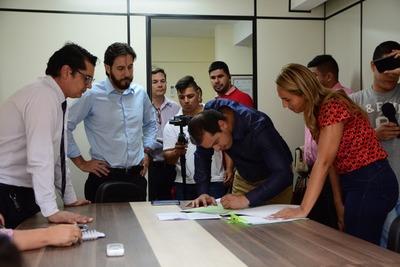 CDE: Municipalidad recupera oficina de Justo Zacarías en Casa de la Cultura