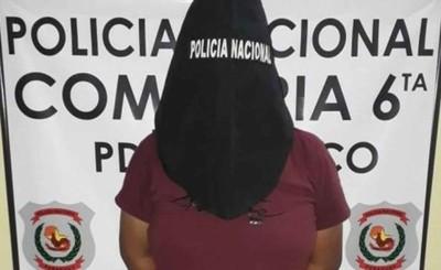 Presunto traficante detenido con droga en su poder