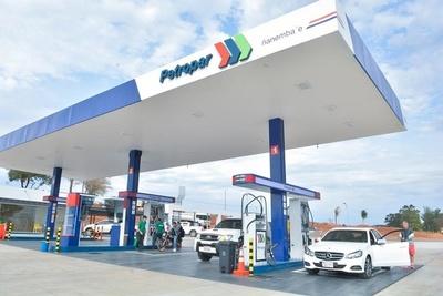 Petropar descarta aumento de los precios del diésel y naftas