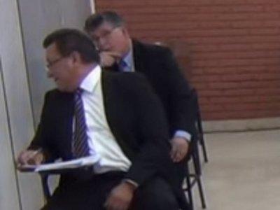 Postulantes al cargo de ministro de la Corte fueron grabados dictándose en pleno examen