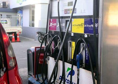 Combustibles: Dicapar cuestiona decisión de Petropar y pide al Gobierno que reglas tributarias sean para todos
