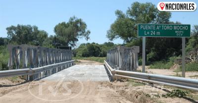 Gobierno habilita camino y puente en el Chaco que reducirá distancia hasta Asunción