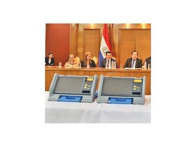 El TSJE finaliza la adjudicación para las máquinas de voto