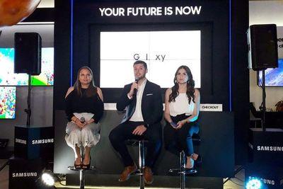 Samsung lanza su línea Galaxy S20