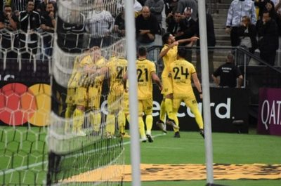Guaraní confirma paternidad ante Corinthians