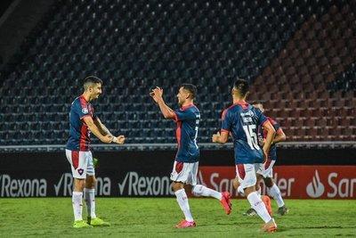 Cerro Porteño gana y avanza a la tercera fase de la Copa Libertadores