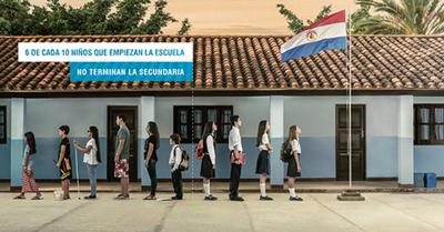 Unicef aprueba programa de políticas para infancia y adolescencia en Paraguay
