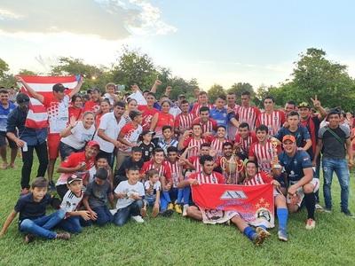 Don Bosco es campeón de campeones en la parroquia San Blas del Jui´y