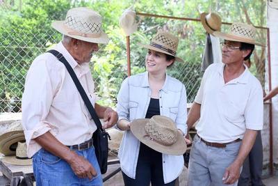 El IPA traslada su jornada de trabajo a comunidades artesanas de Ñeembucú