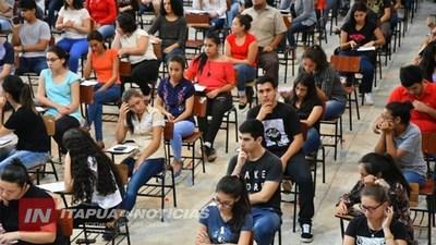 UNAS 1300 POSTULACIONES PARA BECAS ITAIPU/BECAL EN EL PRIMER DÍA.