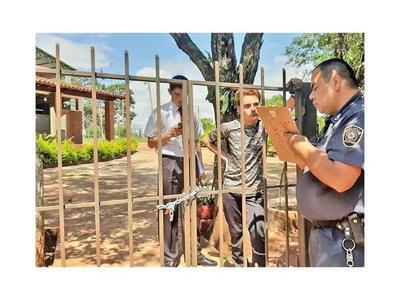 Bella Vista: estudiantes toman el colegio Lauro Raatz