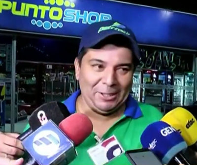 Playero frustra asalto en Luque