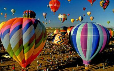 Paseos en globo se sumaría a los atractivos turísticos del Alto Paraná