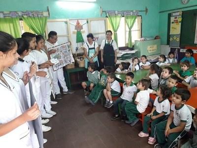 Inicio de clases y el cuidado contra el dengue: Salud pública pide eliminar criaderos, aplicar repelentes y usar ropas que cubran el cuerpo