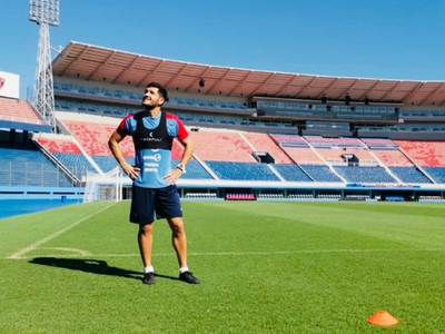Cerro hace oficial retorno de José Ortigoza