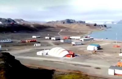 Las impactantes imágenes de la Antártica sin nieve