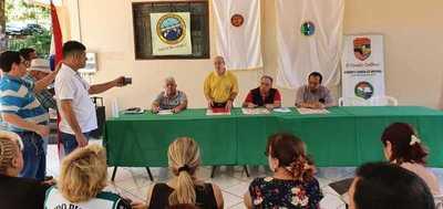 Pioneros se suman a la campaña de lucha contra el Dengue en Ciudad del Este