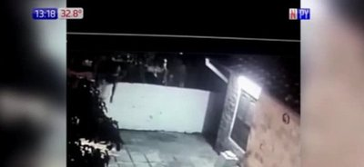 Vecinos en Luque hartos de adictos que se roban de todo