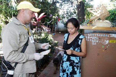 OPS: No existe una razón para declarar emergencia por dengue en Paraguay