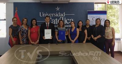 UCI firmó convenio con el Ministerio de la Defensa Pública