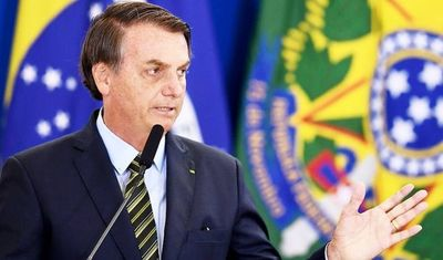 "Bolsonaro califica a Greenpeace de ""basura"""