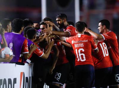 Independiente sufre para vencer al benjamín Fortaleza
