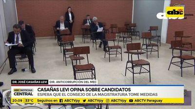 Casañas Levi opina sobre Romero y Rodríguez Kennedy