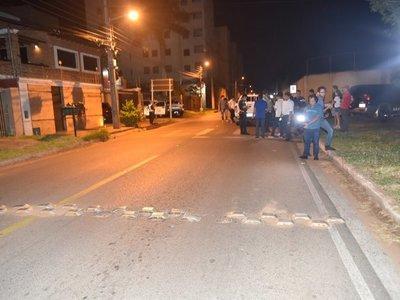 Odontólogo de la Policía fallece tras perder el control de su motocicleta