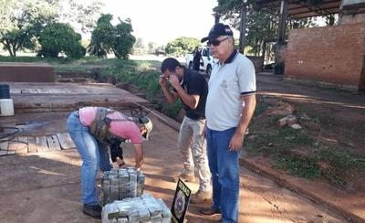 HOY / Abortan entrega de 37 kilos de marihuana en Canindeyú