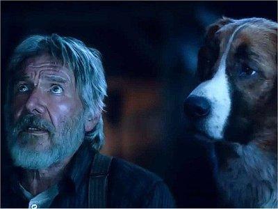 Harrison Ford regresa a Hollywood para estrenar The Call of the Wild