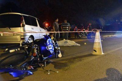 Muere odontólogo de la Policía Nacional tras caer de su biciclo