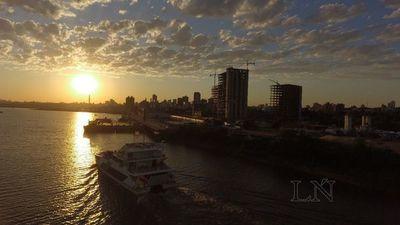 Ferry del Chaco concluye con éxito su primer ciclo de viajes