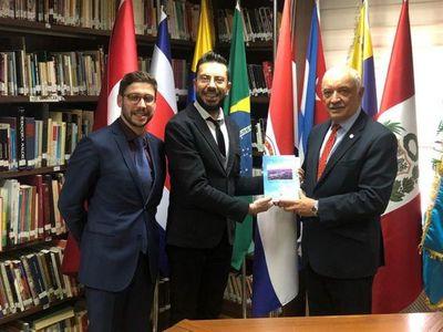 Universidad de Ankara muestra interes en el idioma guaraní