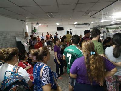 IPS emitió 20 mil reposos por dengue en 45 días