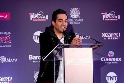 Omar Chaparro: Los Premios Platino permiten abrazar nuestras diferencias