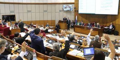 PQ tratará de revivir en el Senado, el proyecto de financiamiento político asesinado por colorados