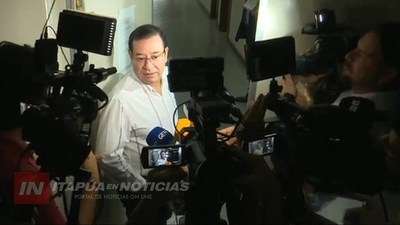 JUEZ DECRETA PRISIÓN PARA EL DIPUTADO MIGUEL CUEVAS