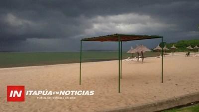 ALERTAN SOBRE TORMENTAS Y VIENTOS DE HASTA 100KM/H PARA ESTE SÁBADO.