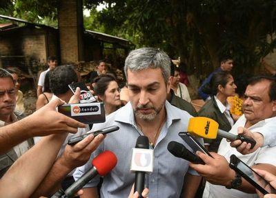 Ley del financiamiento político será aprobada si es que convence al Ejecutivo, afirma Marito