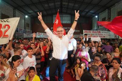 Julio Ullón: 'Para un consenso debe haber bases programáticas'
