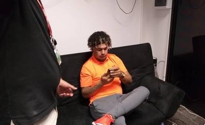 HOY / El can Rocky frustró el plan  de hombre que quería llevar  1,800 hg de coca a Madrid