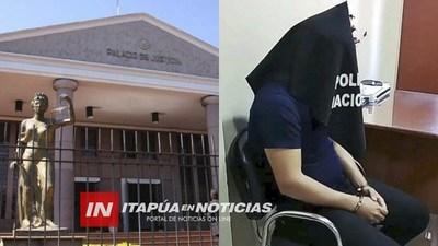 CIUDAD DEL ESTE: DETIENEN A FUNCIONARIO JUDICIAL DENUNCIADO POR COHECHO PASIVO