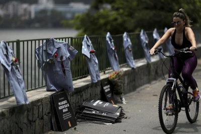 Brasil: Cae el número de asesinatos a menor nivel en 12 años